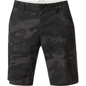 Fox Essex Camo 2.0 Chino Shorts Men, black camo